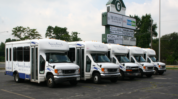 Senior transportation for programs